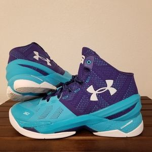 Under Armour Curry Father to Son Hornet size 11
